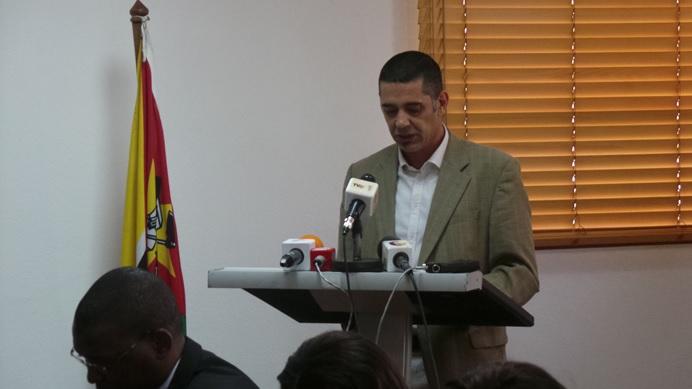 Interversão do Director Geral da OXFAM Novib