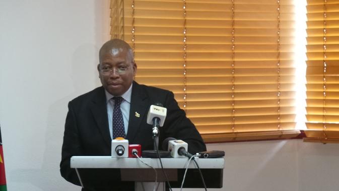 Intervensão de Excia O Ministro da Ciência e Tecnologia, Ensino Superior e Técnico Profissional